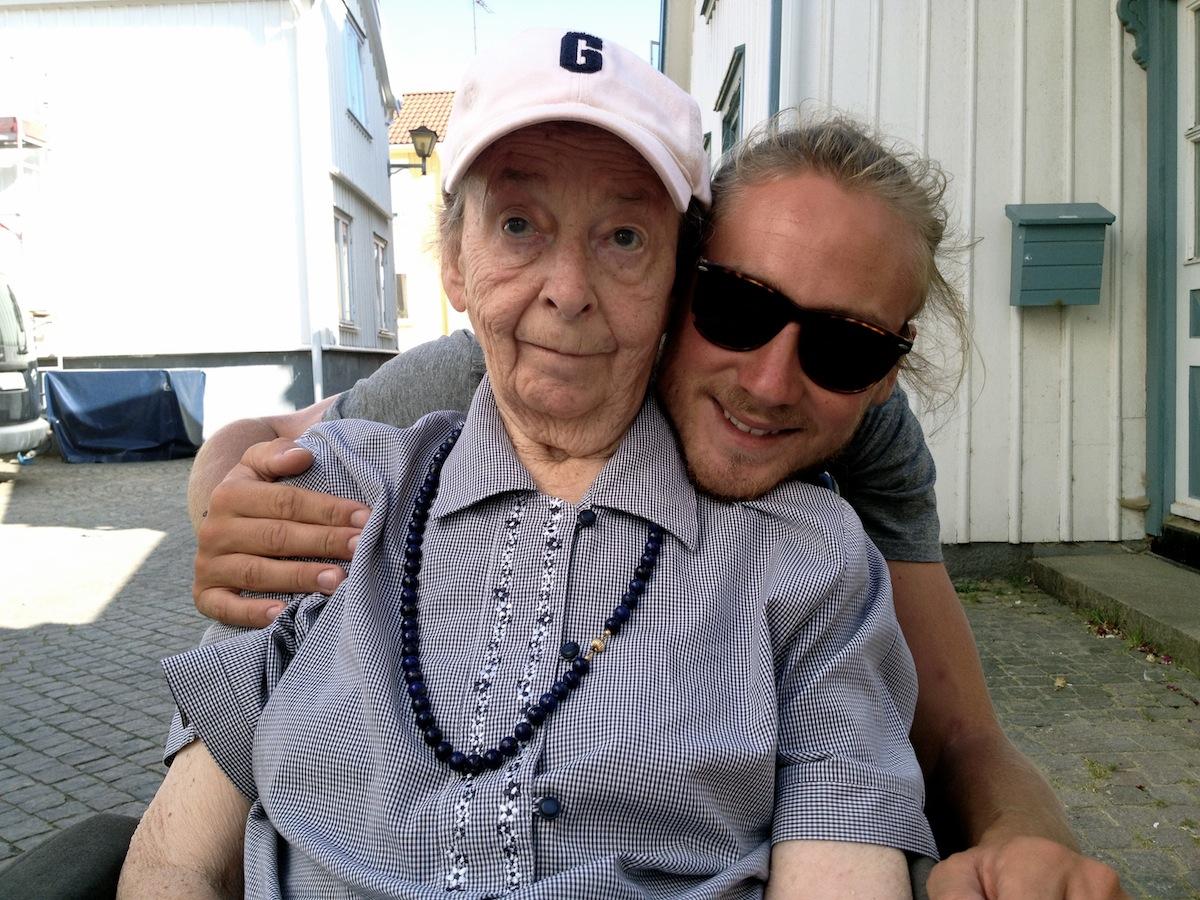 Anna Norström och Erik Ohlson