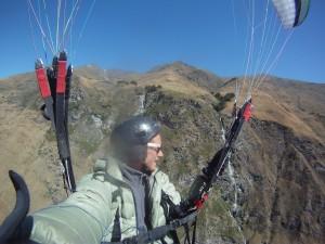 Erik Ohlson Paragliding Treble Cone