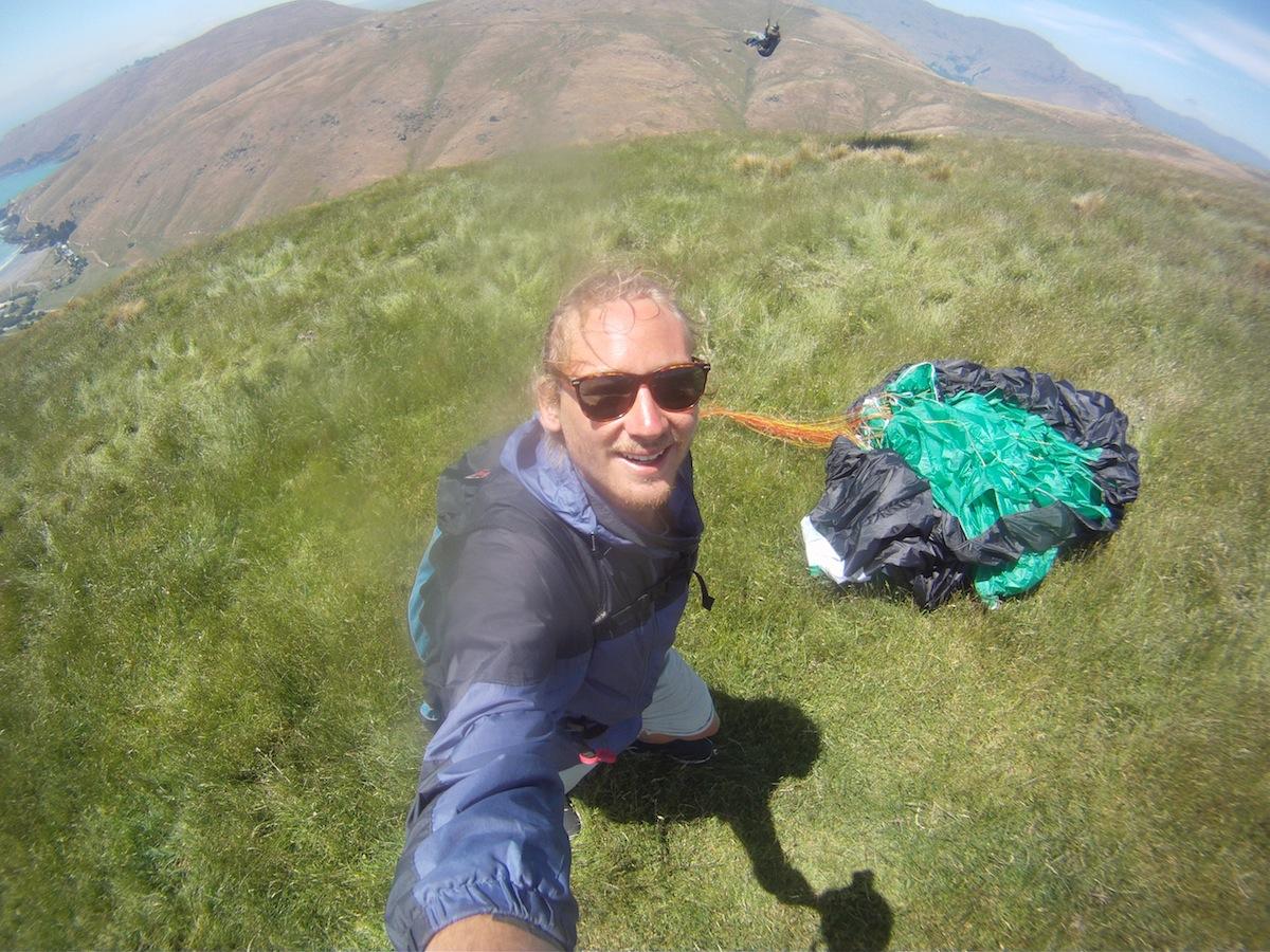 Erik Ohlson Paragliding