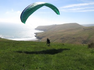Paragliding Christchurch
