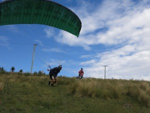 Paragliding New Zealand