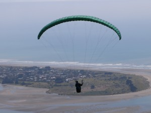 Christchurch Paragliding