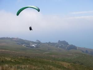 Paragliding Barnett Park NZ