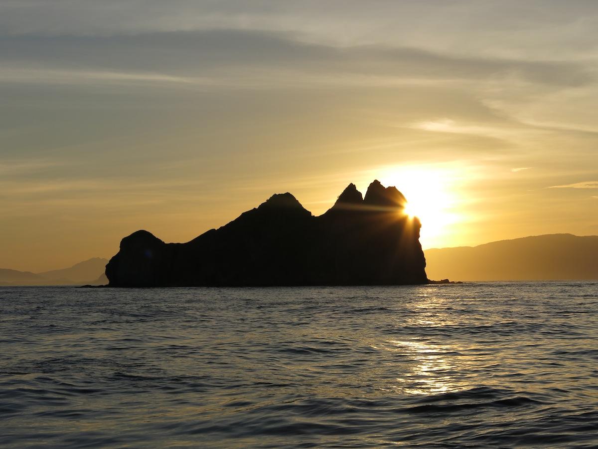Sunrise Komodo NP