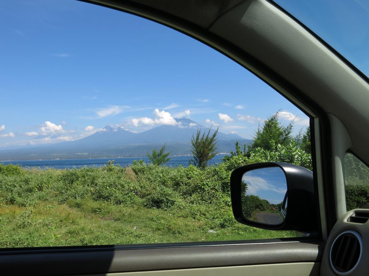 Rent a car Bali