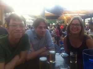 See Hong, Petrus och Katarina
