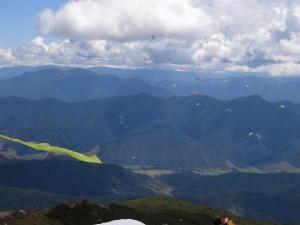 Mt Murchison Paragliding