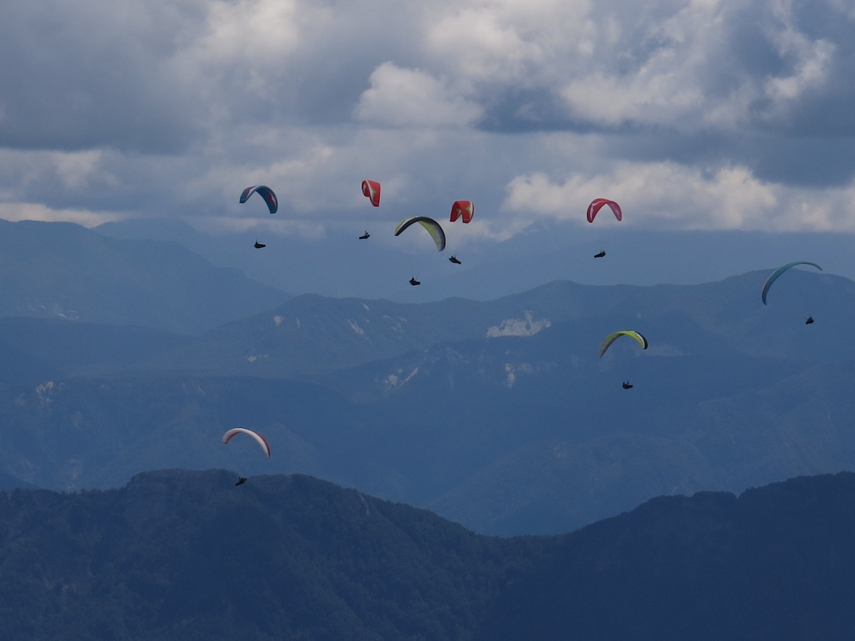 New Zealand Paragliding Nationals 2014