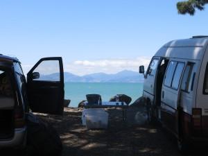 Camping Ruby Bay