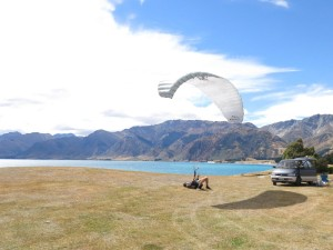 Lake Hawea Ground Handling