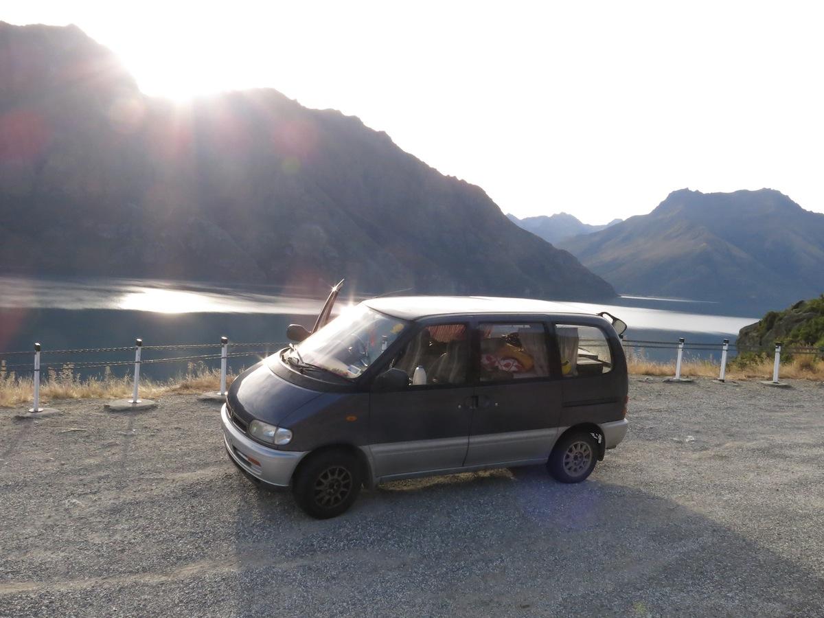 Van New Zealand