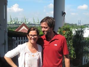 Gudmund och Mia Erling