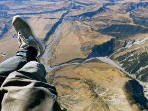 Paragliding Mt. Cheeseman