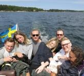 Axel Ohlson, Hannah Bengtsson, Erik Ohlson, Ingvild Eide Lybeck, Filip Nordin, Rustan Curman