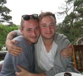 Erik och Axel Ohlson