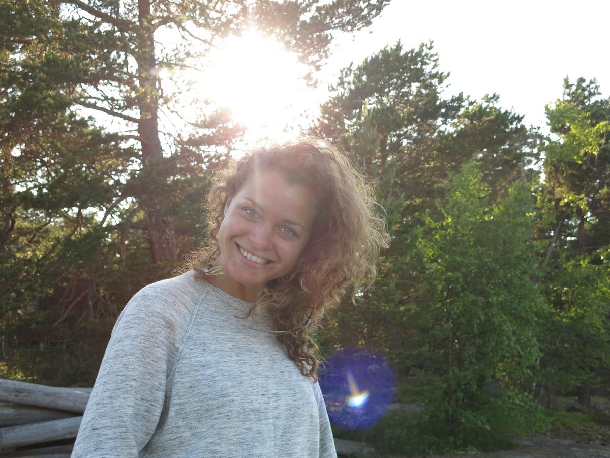 Nicole Ahne Skatholmen 2013