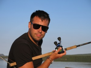 Patrik Sundquist Fishing