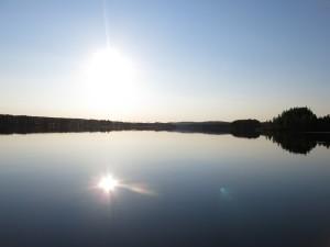 Indalsälven Östersund