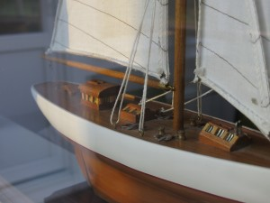 Miniature Sailboat