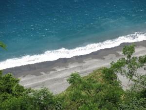 Beach in Taiwan