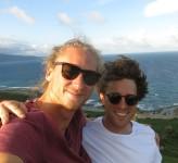 Erik Ohlson and Anton Freszals