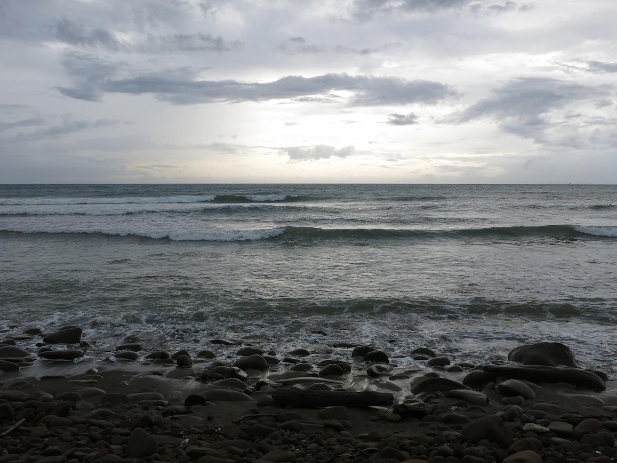 Pacific Ocean Taiwan