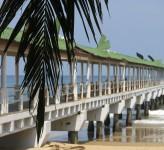 Pier on Tioman