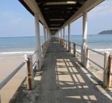 Pier on Tioman Island
