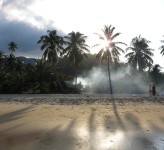 Barbecue on Tioman Island