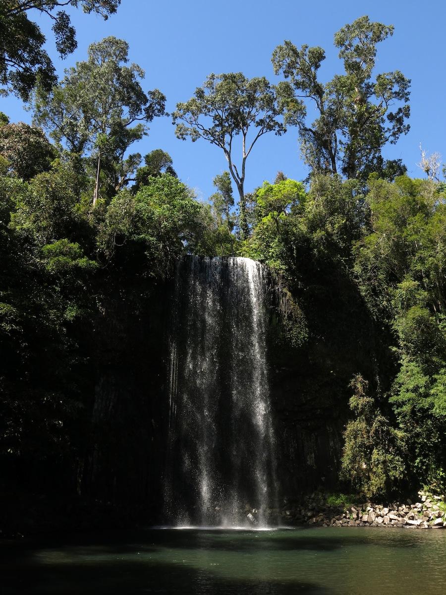 Miila Miila Falls Queensland