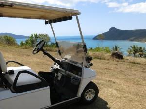 Golf Cart Hamilton Island