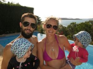 Sunny, Jay, Katie and Imani