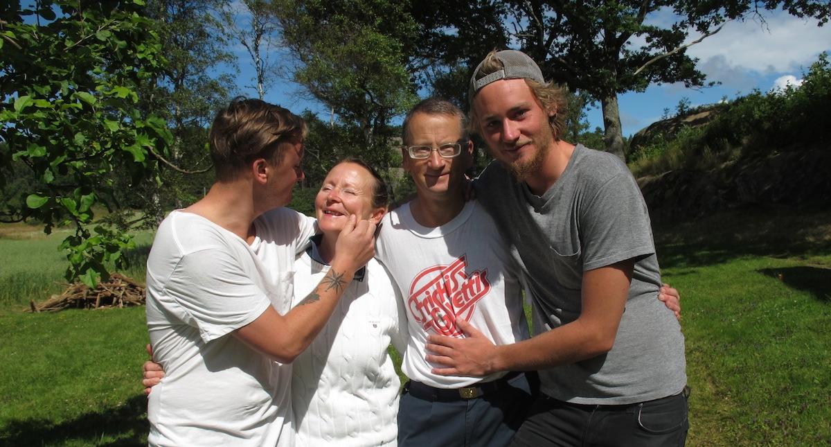 Familjen Ohlson