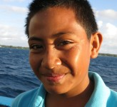 Kid on Tonga