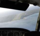Flight to Ha´apai, Tonga