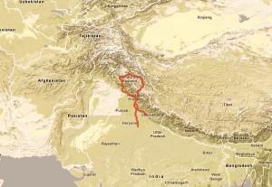 Karta_THEESCAPE_Indien_2011